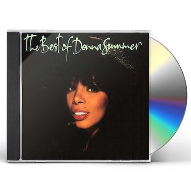 Donna Summer BEST OF CD