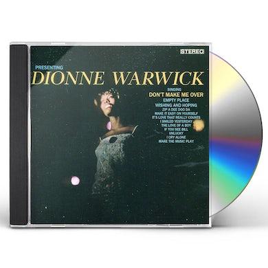 PRESENTING DIONNE WARWICK CD