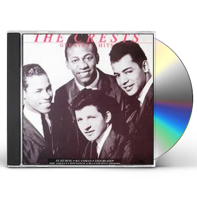 Crests GREATEST HITS CD