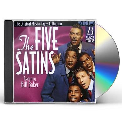 Five Satins ORIGINAL MASTER TAPES COLLECTION 2 CD