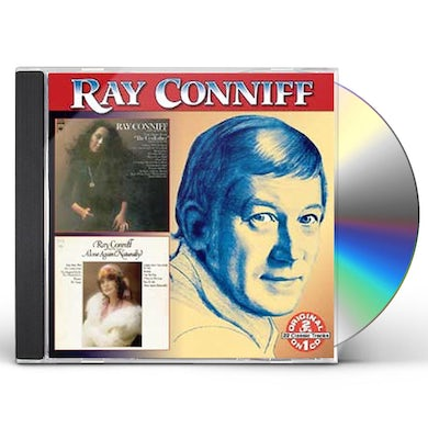 Ray Conniff LOVE THEME FROM THE GODFATHER: ALONE AGAIN CD