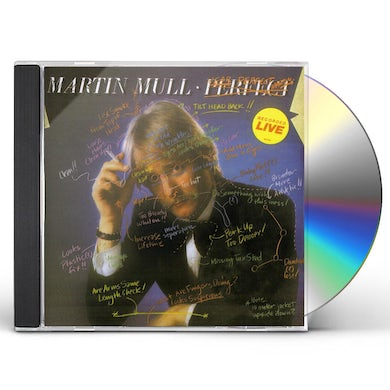 Martin Mull NEAR PERFECT / PERFECT CD
