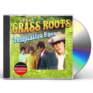 Grass Roots TEMPTATION EYES CD