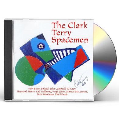 Clark Terry SQUEEZE ME CD