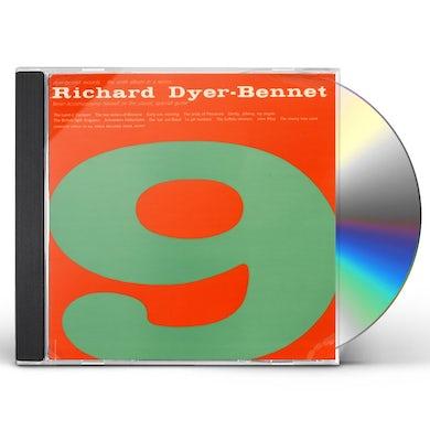 Richard Dyer-Bennet VOL. 9 CD