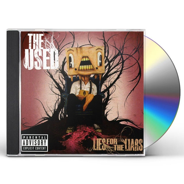 The Used LIES FOR THE LIARS CD