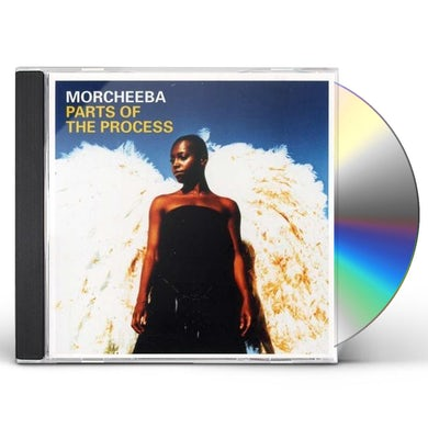 Morcheeba PARTS OF THE PROCESS: SPECIAL EDITION CD