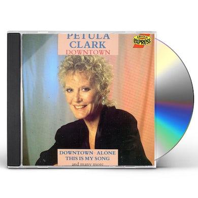 Petula Clark DOWNTON CD