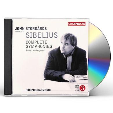 Sibelius SYMS CD