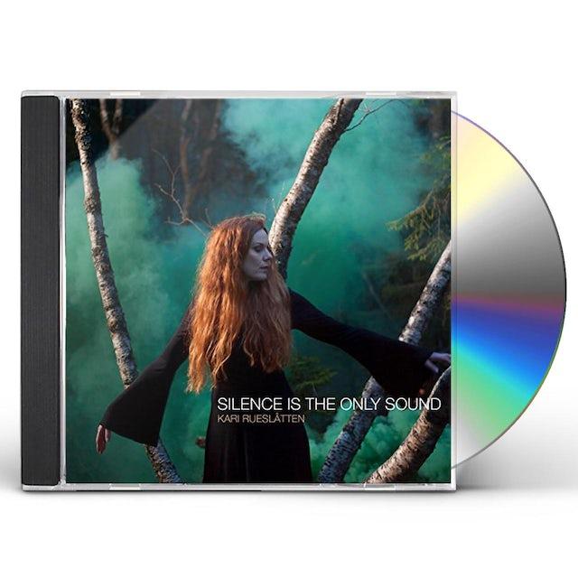 Kari Rueslatten SILENCE IS THE ONLY SOUND CD