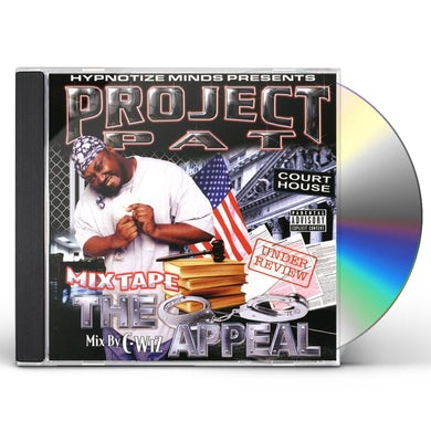 Project Pat MIX TAPE: APPEAL CD