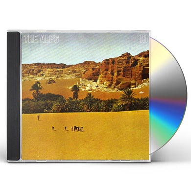 Alps III CD