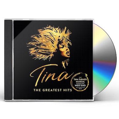Tina Turner GREATEST HITS CD