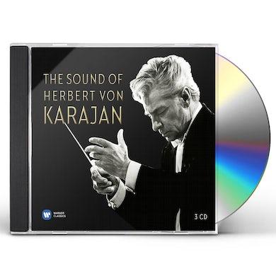 SOUND OF HERBERT VON KARAJAN CD