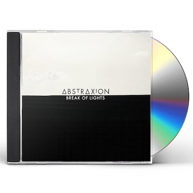 Abstraxion BREAK OF LIGHTS CD