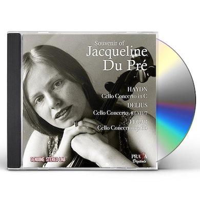 TRIBUTE TO JACQUELINE DU PRE CD
