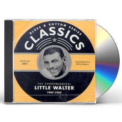 Little Walter 1947-1953 CD