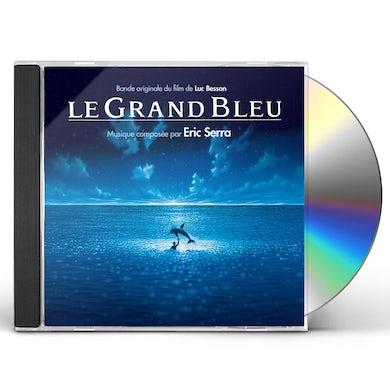 Eric Serra LE GRAND BLEU / Original Soundtrack CD