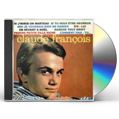 Claude François SI J'AVAIS UN MARTEAU CD