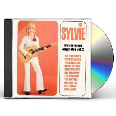 Sylvie Vartan MES VERSIONS ORIGINALES 2 CD