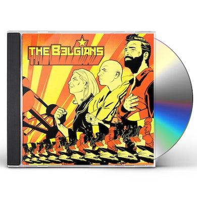 Experimental Tropic Blues Band BELGIANS CD