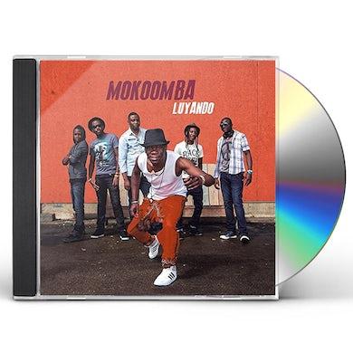 Mokoomba LUYANDO CD
