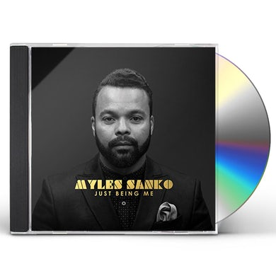 Myles Sanko JUST BEING ME CD