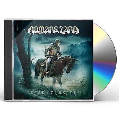 LAST CRUSADE CD