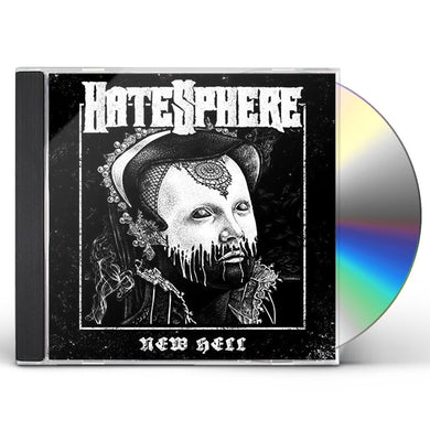 Hatesphere NEW HELL CD