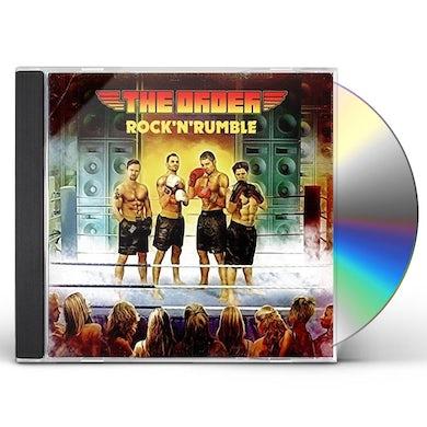 Order ROCK N RUMBLE CD