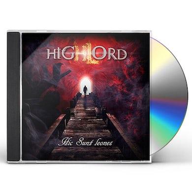 Highlord HIC SUNT LEONES CD