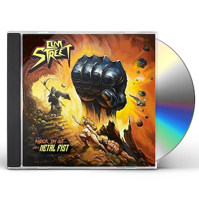 Elm Street KNOCK 'EM OUT: WITH A METAL FIST CD