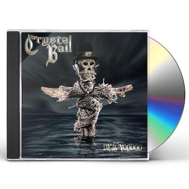 Crystal Ball DEJA VOODOO CD