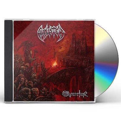Sinister SYNCRETISM CD
