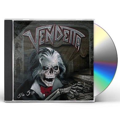 Vendetta 5TH CD