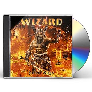 Wizard FALLEN KINGS CD