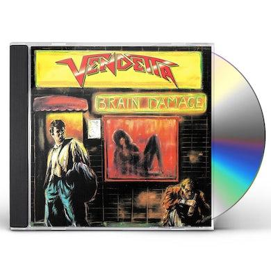 Vendetta BRAIN DAMAGE CD