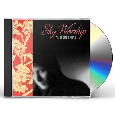 Al Gromer Khan SKY WORSHIP CD