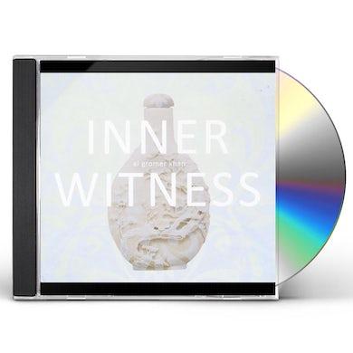 Al Gromer Khan INNER WITNESS CD
