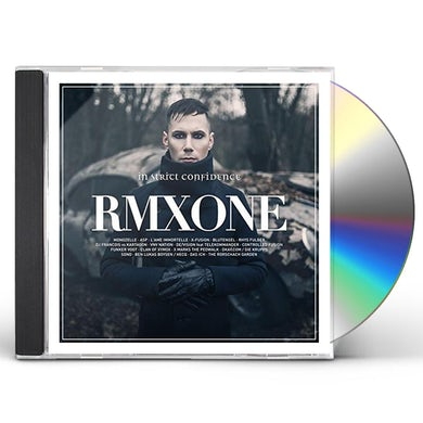 In Strict Confidence RMXONE CD