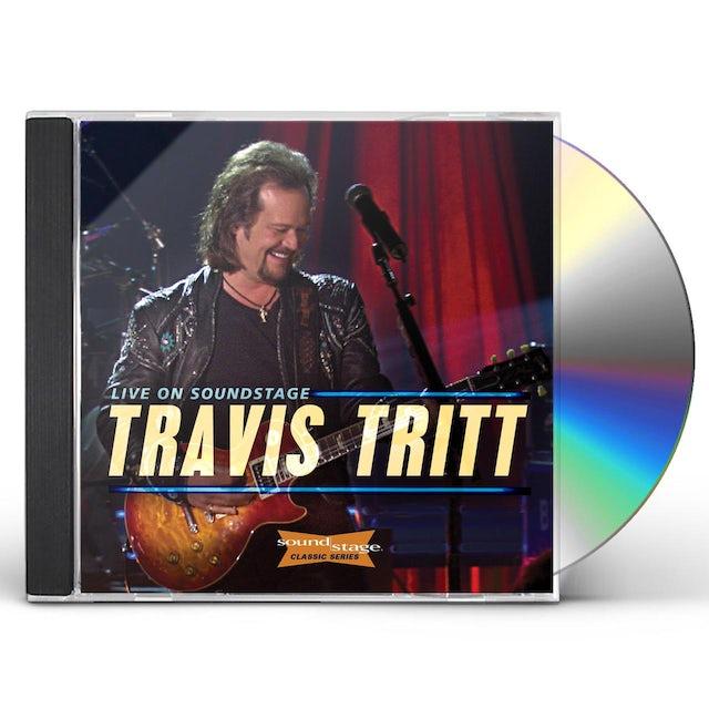 Travis Tritt LIVE ON SOUNDSTAGE CD