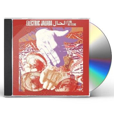 Electric Jalaba EL HAL – THE FEELING CD
