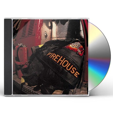 Firehouse HOLD YOUR FIRE CD