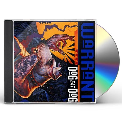 Warrant DOG EAT DOG CD