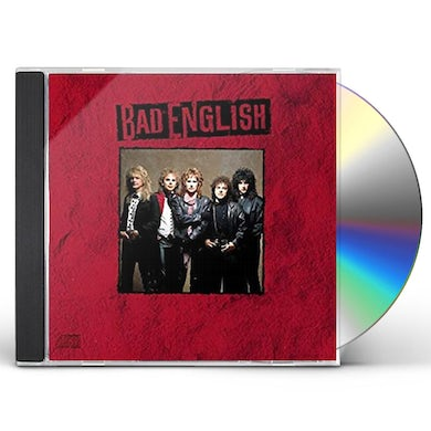 BAD ENGLISH CD