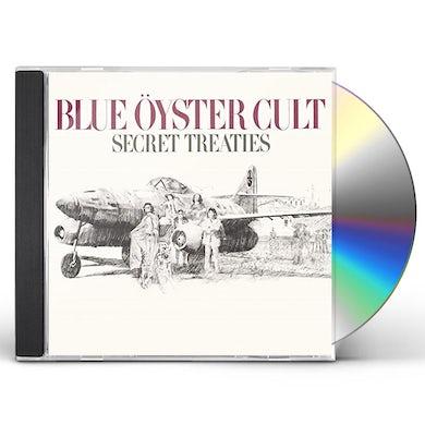 Blue Oyster Cult SECRET TREATIES CD