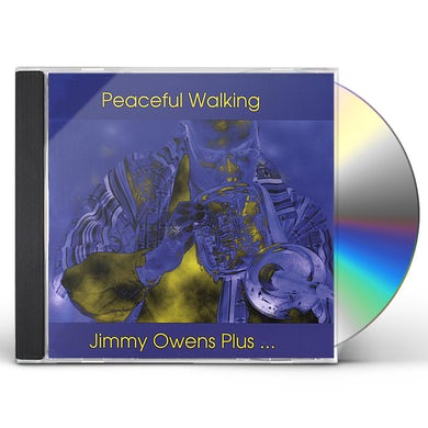 Jimmy Owens PEACEFUL WALKING CD