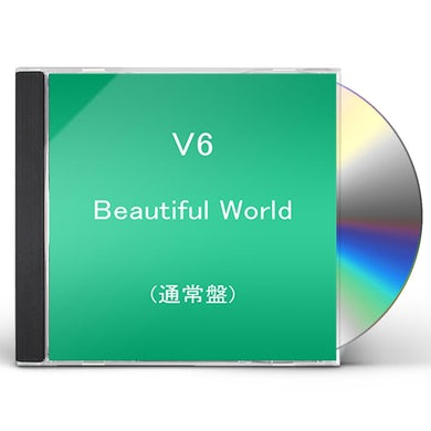V6 BEAUTIFUL WORLD CD