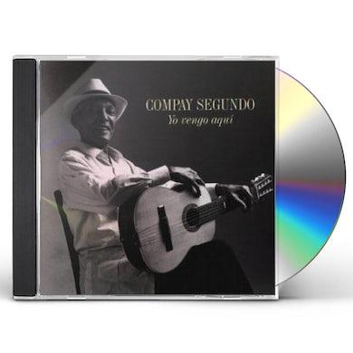 Compay Segundo YO VENGO AQUI CD