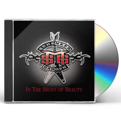 The Michael Schenker Group IN THE MIDST OF BEAUTY CD